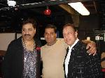 with Kumar Sanu and Bali Brahmbhatt(Playback Singers)
