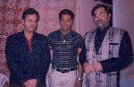 with playback singers Shailendrasingh and Sudesh Bhonsle